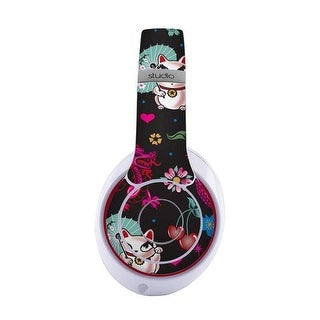DecalGirl BS13-GEISHAK Beats by Dre Studio 2013 Skin - Geisha Kitty