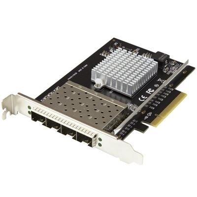 Startech - Pex10gsfp4i - 4Port Sfpplus Pcie Card