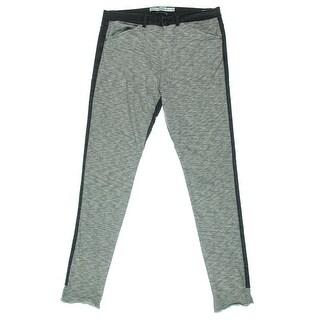 Zara Trafaluc Womens Heathered Baggy Jeans