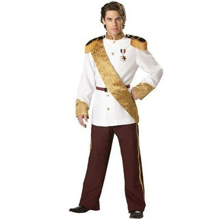 In Character Costumes 32509 Prince Charming Elite Collection Adult
