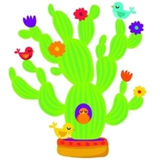 A Sharp Bunch Giant Cactus Bb Set