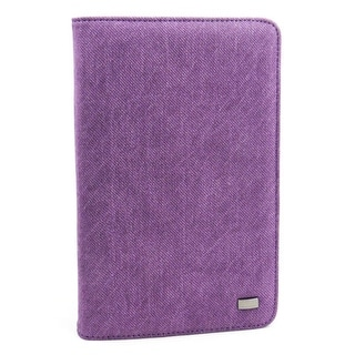 JAVOedge Austin Book Case for Amazon Kindle Fire (Purple)