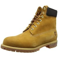 "Timberland Men's 10061 6"" Premium Boot,Wheat,13 M - 13m"