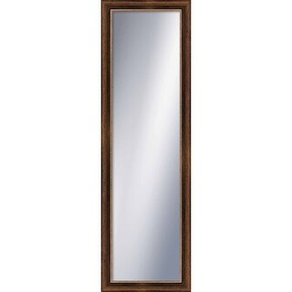 PTM Images 5-1294 52 Inch x 16 Inch Rectangular Framed Mirror