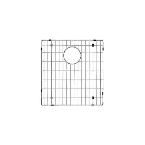 "Transolid Left Sink Grid - 15"" x 16"" x 1"""