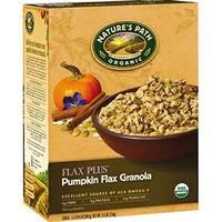 Nature's Path - Flax Plus Pumpkin Granola ( 12 - 11.5 oz boxes)