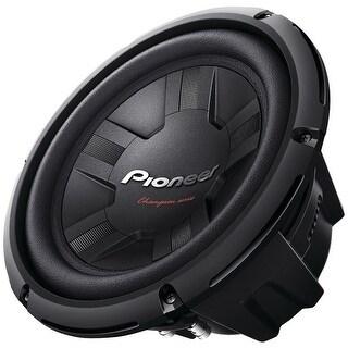 "Pioneer Ts-W261S4 Champion Series 10"" 1,200-Watt 4Ohm Subwoofer (Single Voice Coil)"