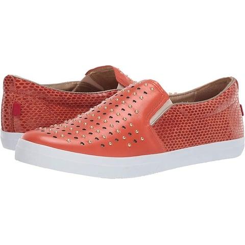 MARC JOSEPH NEW YORK Womens Leather Made in Brazil Soho Sneaker