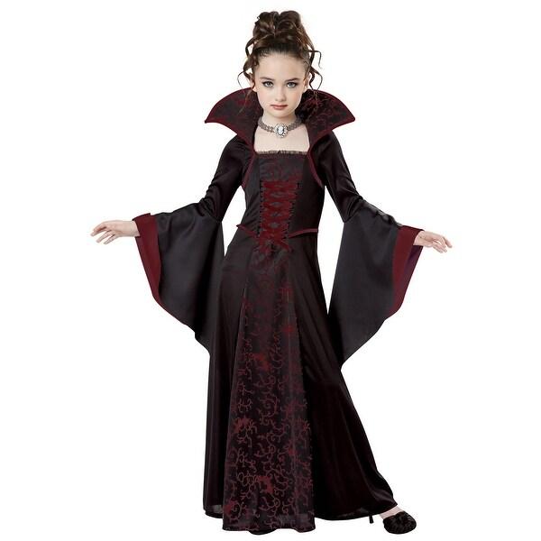 Child Royal Vampire Costume
