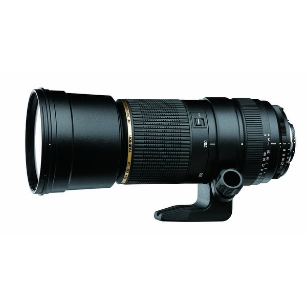 Tamron AF 200-500mm f/5.0-6.3 Di LD SP FEC (IF) Lens for Konica Minolta and Sony DSLR Cameras (Model A08M) (International Model)