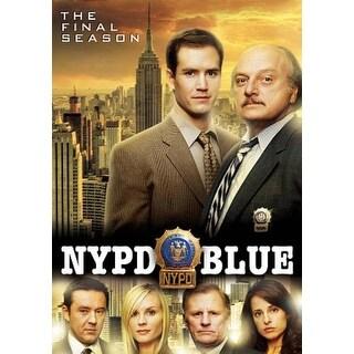 NYPD Blue: The Final Season - DVD