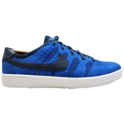 9304d308587 Nike Tennis Classic Ultra Flyknit College Navy College Navy-Racer Blue-White  830704
