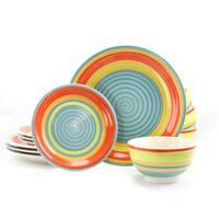 Buy 12 Piece Dinnerware Sets Online At Overstock Our Best Dinnerware Deals
