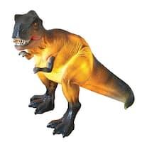 "Dinosaur Accent Table Lamp - Tyrannosaurus Rex Light - 10.5"" x 9"" - 6.5 in. x 10.5 in. x 9 in."