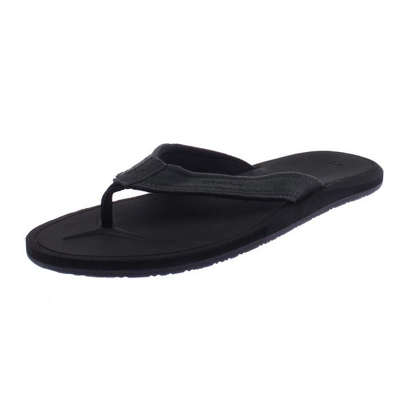 d085322734d3f0 Shop O Neill Mens Nacho Libre Flip-Flops Suede Casual - 12 medium (d) -  Free Shipping On Orders Over  45 - Overstock - 19834182