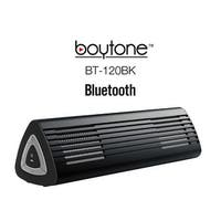 Boytone  Ultra-Portable Wireless Bluetooth Speaker - Stealth Black