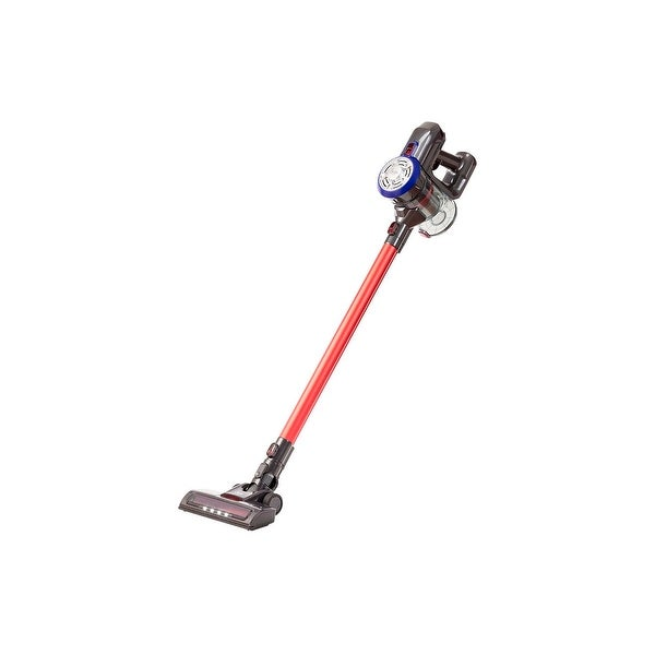 Monoprice Cordless Stick Vacuum Cleaner With Built-in Ultra-bright LEDs And Dual Power Settings - Strata Home Collection