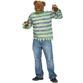Fun World Killer Bear Adult Costume - Standard