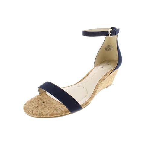 Bandolino Womens Omira Dress Sandals Padded Insole