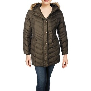 Marc New York by Andrew Marc Womens Renee Parka Coat Winter Down