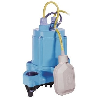 Little Giant 506600 50 GPM Automatic Submersible High Temperature Effluent Pump