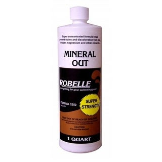 Robelle 2550 Mineral Out Stain Remover for Swimming Pools