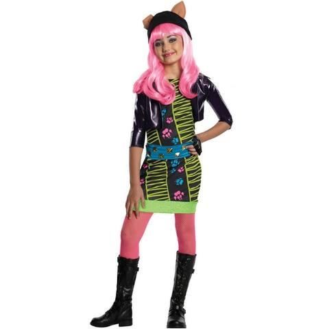Rubies Howleen Wolf Child Costume - Black/Green