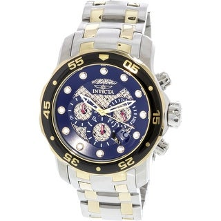 Invicta Men's Pro Diver Two-Tone Stainless-Steel Diving Watch