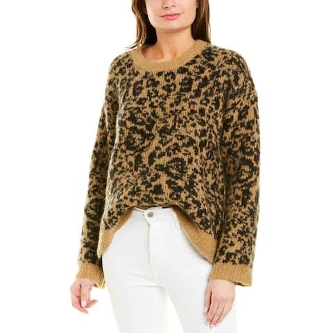 Madewell Pullover Alpaca & Wool-Blend Sweater