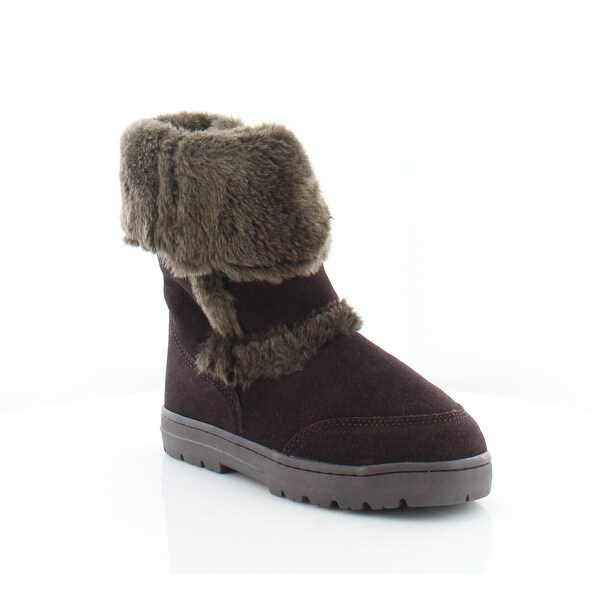 Style & Co. Ciley Women's Boots Brown - 9