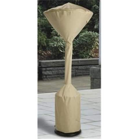 Classic Accessories 53112 Standup Heater Cover Round Base - Sand