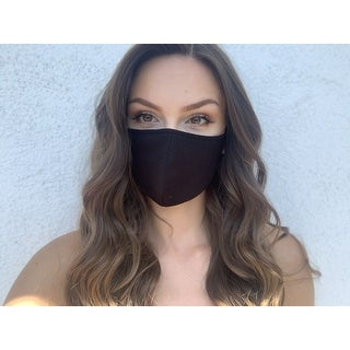 Reusable Women's Fashion Cloth Face Mask with Adjustable Straps