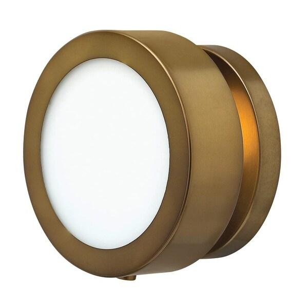 "Hinkley Lighting 3650 Mercer 1-Light 6-3/4"" High Wall Sconce - ADA Compliant"