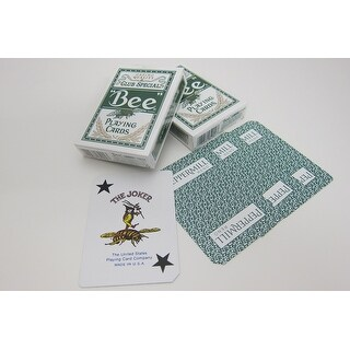 Pepper Mill Reno Casino Green Playing Cards- 2pck