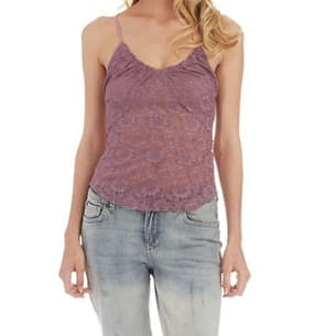 Free People NEW Purple Womens Size Small S Stretch Lace Tank Top|https://ak1.ostkcdn.com/images/products/is/images/direct/98497fc063ae0cf17f01d6ded687f2befd9f5780/Free-People-NEW-Purple-Womens-Size-Small-S-Stretch-Lace-Tank-Top.jpg?impolicy=medium