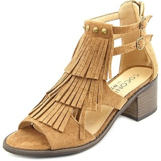 Coconuts By Matisse Falls Women Open Toe Canvas Sandals