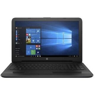 """HP 15-ba009dx 15.6"""" Laptop AMD A6-7310 2GHz 4GB DDR3 500GB HDD Radeon R4 W10"""