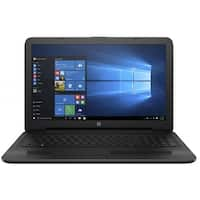 "Refurbished - HP 15-ba009dx 15.6"" Laptop AMD A6-7310 2GHz 4GB DDR3 500GB HDD Radeon R4 W10"