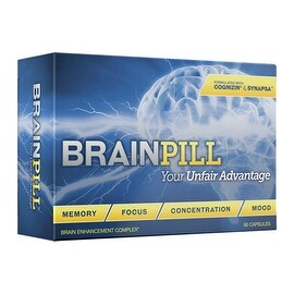 Brain Pills Natural Memory Supplement to Improve Memory Function and Enhanced Cognitive Abilities
