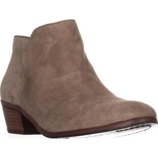 Sam Edelman Petty Short Fleece Lined Ankle Boots, Putty - 9.5 us / 41 eu