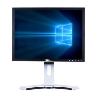"Refurbished Dell 1707FP 17"" LCD 1280 X 1024 - Black"