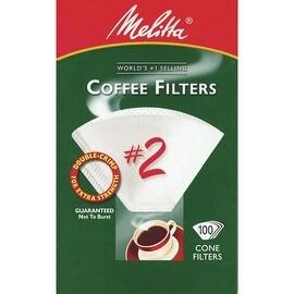 Melitta White #2 Coffee Filter