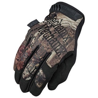 Mechanix Wear MG-730-008 Mossy Oak Original All Purpose Gloves, Small