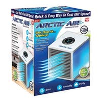 Arctic Air AA-MC4 As Seen On TV Portable Air Conditioner, White, 120 Volts - White