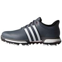 728c7ec5c588 Adidas Men s Tour 360 Boost Onix White Shock Red Golf Shoes F33253   F33265