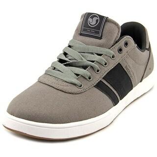 DVS Fulham Round Toe Canvas Skate Shoe