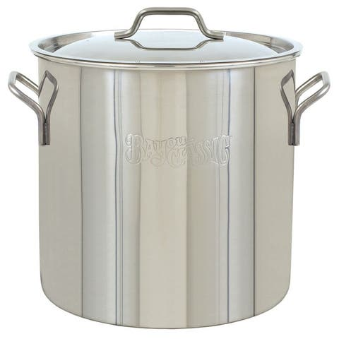 Bayou Classic® 1430 - 30-qt Stainless Brew Kettle
