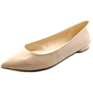 Nine West Onlee Women  Pointed Toe Leather Pink Flats