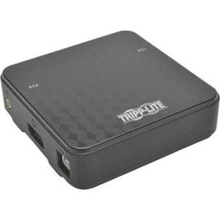 Tripp Lite 2-Port Displayport Kvm Switch With Audio, Cables & Usb Peripheral Sharing (B004-Dp2ua2-K)