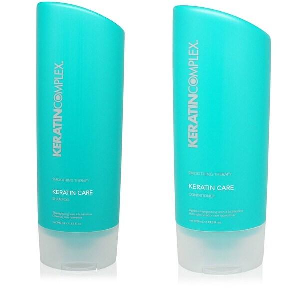 Keratin Complex - Care Shampoo & Conditioner Combo Pack 13.5 Oz